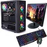 Veno Scorp GAMING PC BUNDLE Intel Core i7 2600 16GB Ram 256GB SSD