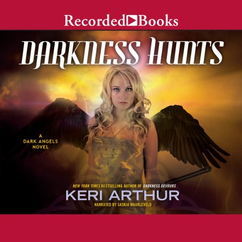 Darkness Hunts Audiobook By Keri Arthur cover art