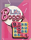 Boggle: Boggle life: Spelling Boggle Game How many words can you make? (Answer Keys Included)