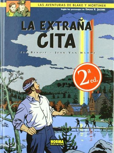 BLAKE&MORTIMER 15 LA EXTRAÑA CITA