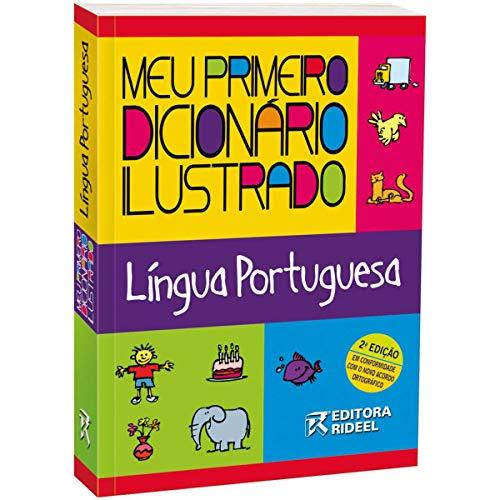 Bicho Esperto Meu Primeiro Dicionário Ilustrado. De Língua Portuguesa, Multicores