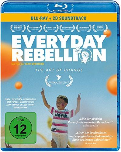 Everyday Rebellion [Blu-ray inkl. Soundtrack CD]