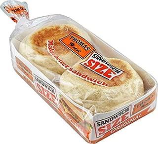 Thomas' Sandwich Size English Muffins - 2 Packs