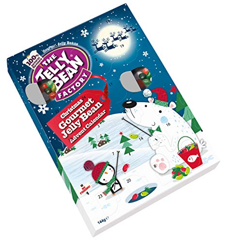 The Jelly Bean Factory Advent Calendar