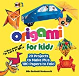 Origami for Kids: 20 Projects to Make Plus 100 Papers to Fold (Happy Fox Books) Fun and Creative...