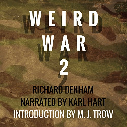Weird War Two cover art