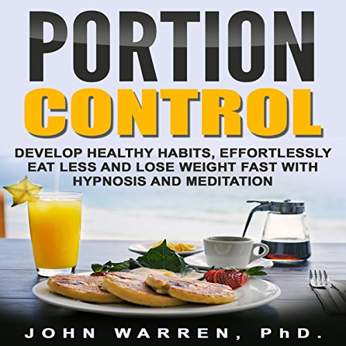 Portion Control audiobook cover art