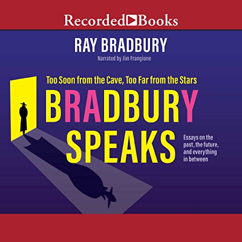 Couverture de Bradbury Speaks