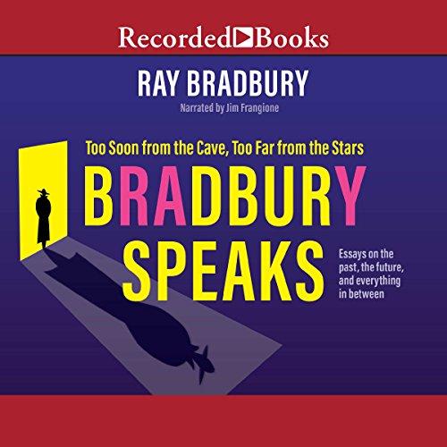 『Bradbury Speaks』のカバーアート
