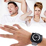 MQSS Sleep Connection Anti-snoring Bracelet, Smart Snore Stopper Stop Snoring Biosensor Patch Help Wristband Watch Sleeping Aid