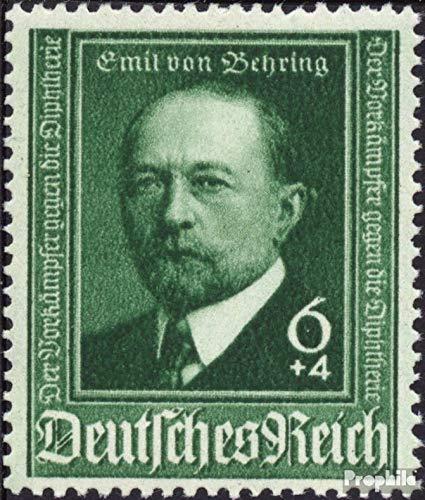 Prophila Collection Deutsches Reich 760 1940 50 Jahre Diphterie-Serum (Briefmarken für Sammler) Gesundheit