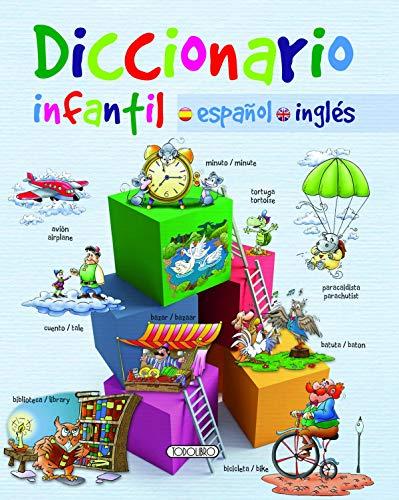 Diccionario infantil español-inglés (Primeras enciclopedias) - 9788499133164