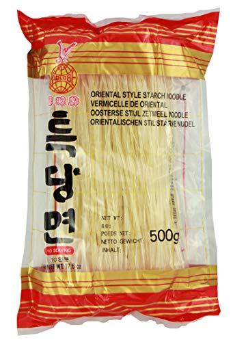 yoaxia ® Marke - [ 500g ] EAGLOBE Süßkartoffel-Tapioka-Nudeln / Stärke Nudeln
