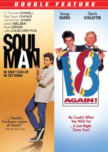 Soul Man & 18 Again / (Ws Dol) [DVD] [Region 1] [NTSC] [US Import]