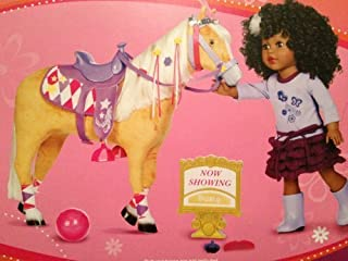 myLife Brand Products My Life As Circus Horse Accessory Kit, Play Accessory for 18