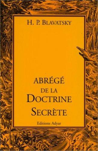 Resumen Doctrina Secreta
