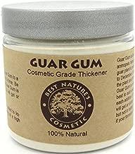 Guar Gum Natural Cosmetic Thickener (8 oz)