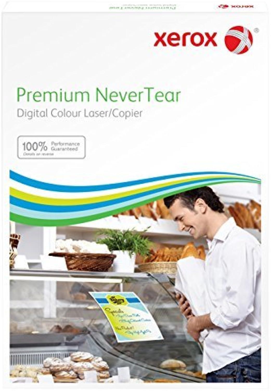 Xerox 003R98058 Wasserfestes Papier Premium NeverTear, DIN A4, 120 µm, µm, µm, 100 Blatt, 210 x 297mm, weiß B008BHVEFE   Ermäßigung  7f2efd
