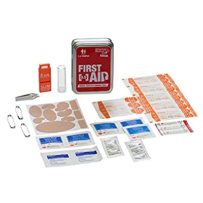 Adventure Medical Kits Adventure First Aid 0.5 Tin from Adventure Medical Kits