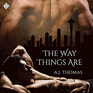 The Way Things Are audiobook cover art
