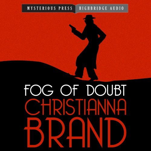 Fog of Doubt audiobook cover art