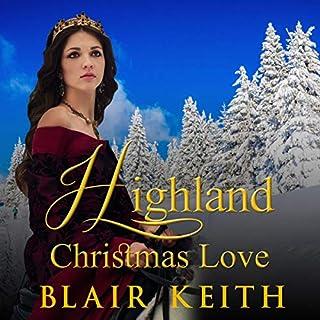 Highland Christmas Love (Scottish Highland Romance) cover art