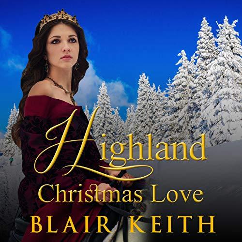 Highland Christmas Love (Scottish Highland Romance) audiobook cover art