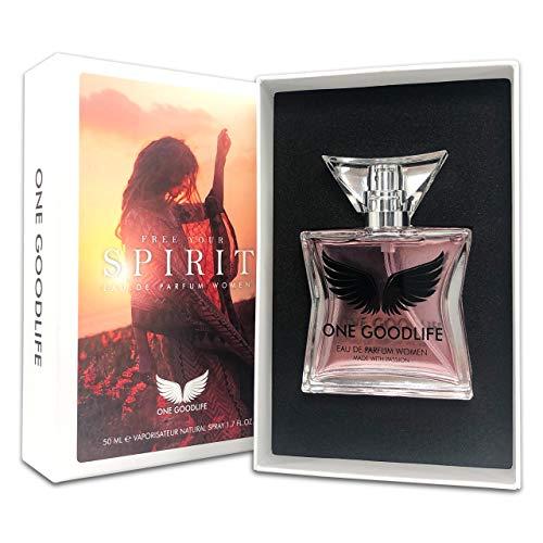 ONE GOODLIFE, Free Your Spirit, Eau de Parfum Women, 1er Pack (1 x 50ml)
