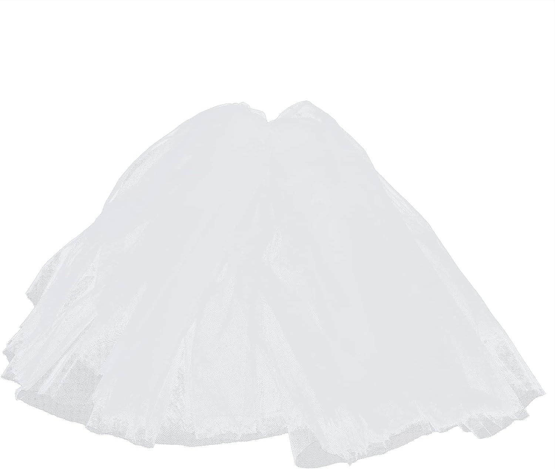 AUNMAS Dress-Up Bride Veil, Flower Girls Veils, Children Head Veil Headwear Wedding Veil Photo Props for Girl Children Kids Hair Styling Accessories(TS-51314)
