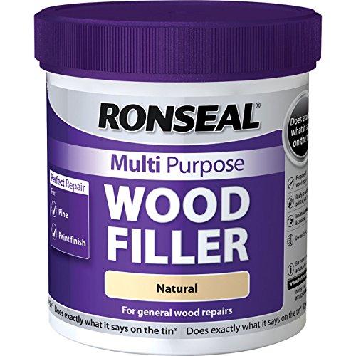 Ronseal mpwfn930930g Multiusos para madera (L), color natural