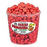 Haribo Primavera, Gominolas de Fruta, 500 Unidades, Tarro de 1150 g