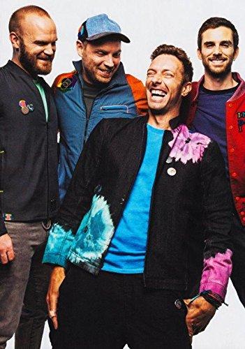 Generic Coldplay A Head Full Dreams Foto Print Poster Beyonce Shirt Tour 2016016(a5-a4-a3), A3