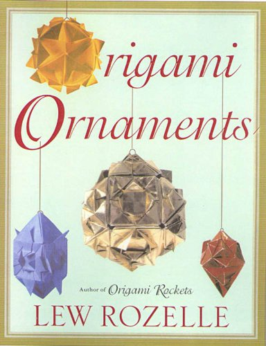 10 Creative DIY origami ornaments for next year's Christmas Tree ... | 500x384