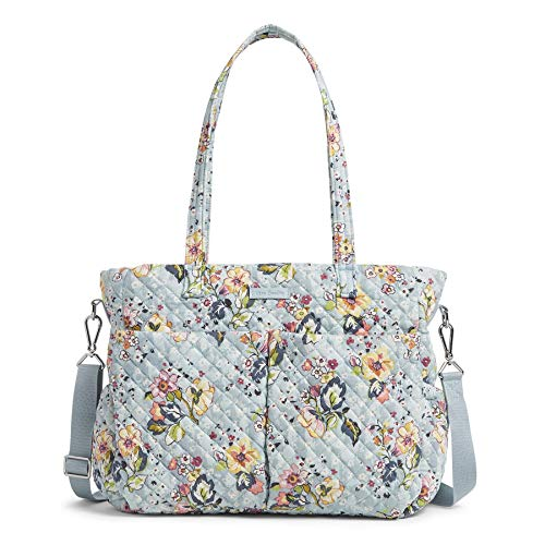 Vera Bradley Signature Cotton Ultimate Baby Diaper Bag, Floating Garden