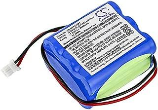 Cameron Sino Replacement Battery for Visonic Powermax Plus, Powermax+