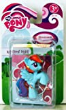 Hasbro My Little Pony - 26172 - Friendship iS Magic - Mini Pony - Rainbow Dash - Circa 5 cm