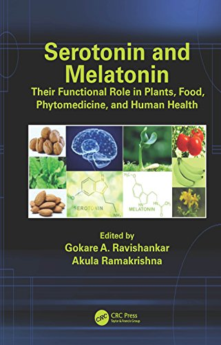 Serotonin and Melatonin: Their Functional Role in Plants, Food, Phytomedicine, and Human Health (English Edition)