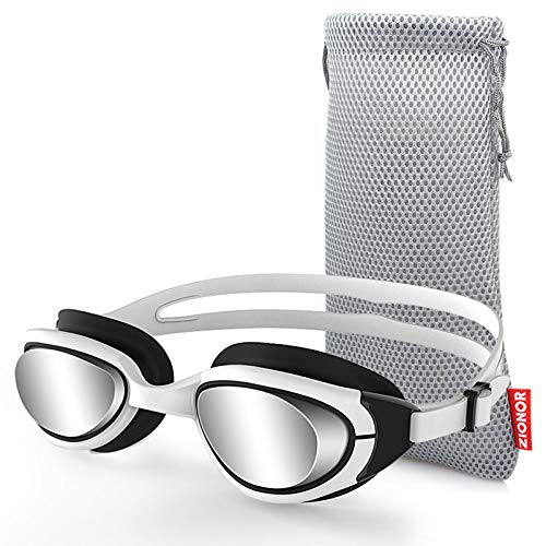 ZIONOR G7 Swimming Goggles (Tinted)