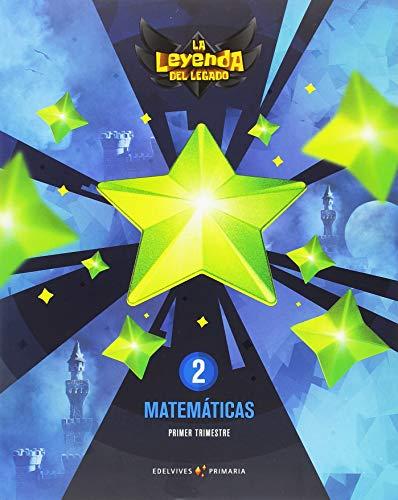 Matemáticas 2º  Trimestres  Generico