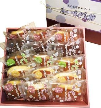 昌栄堂 あいすどら焼 4種15個入 -クール冷凍-