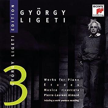 György Ligeti Edition, Vol. 3