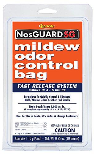 Star Brite Mildew Odor Control Bag - Fast Release System
