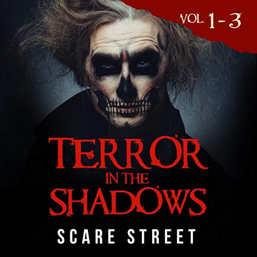 Terror in the Shadows, Volumes 1 - 3 Titelbild