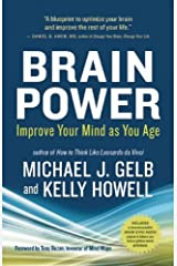 Brain Power: Improve Your Mind as You Age Kindle Edition