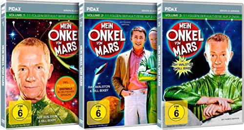 Mein Onkel vom Mars - Gesamtedition /...