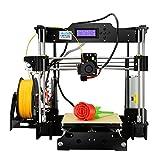 ALUNAR 3D Printer DIY Reprap Prusa I3 Kit Self-Assembly Desktop CNC FDM Printing...
