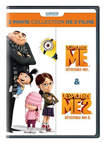 Despicable Me / Despicable Me 2 (2-Movie Collection)