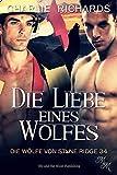 Die Liebe eines Wolfes (Die Wölfe von Stone Ridge 34)