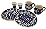 Original Bunzlauer Keramik Polish Pottery Traditionell Bemalte Polnische Keramik Boleslawiec...