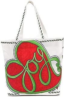 Brighton Love & Joy Christmas Holiday Tote Bag